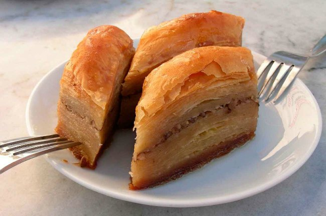 Baklava A Delicious Dessert Make Simple And Easy Almostnordic