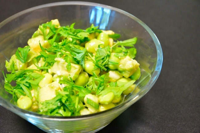 Read more about the article Avocado Salad
