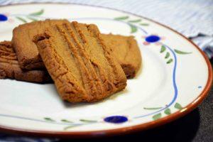 Bastogne cookies