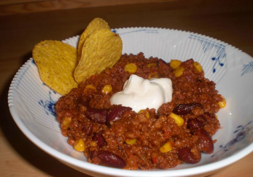 Read more about the article Chili con Carne