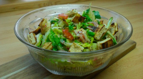 Read more about the article Fattoush