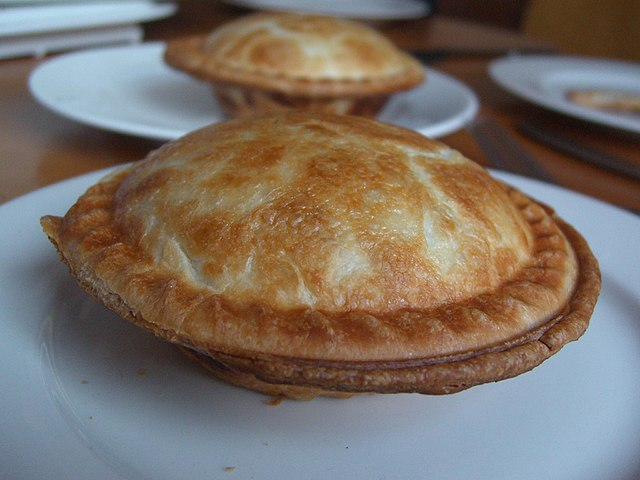 What to serve with chicken pot pie?