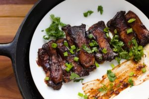 sous vide beef short ribs